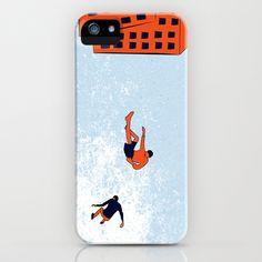 Upside Down iPhone & iPod Case by dua2por3 - $35.00