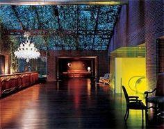 Hudson Hotel Lobby