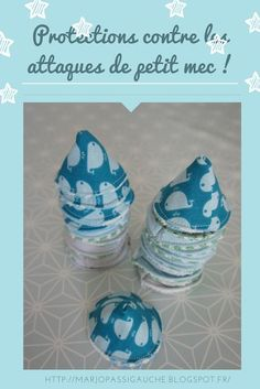 marjo pas si gauche !: Tuto protections contre les pipis ! Dou Dou, Baby Couture, Childrens Gifts, Baby Sewing, Baby Gifts, Gauche, Pattern, Crafts, Chiffons
