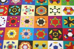 Great Give-a-Way on Olabelhe from Red Hen Toys. Come see this really cool Kaleidograph!