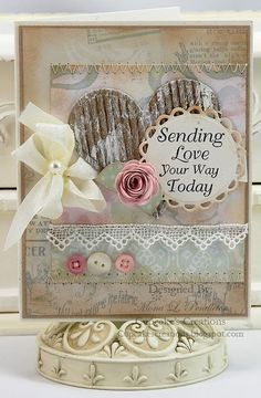 cardmaking inspiration #card #craft