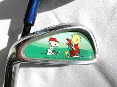 Snoopy golf clubs for kids