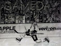 Game day is the best day. #hockey