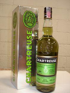 Chartreuse verde / green / verte #liqueur #voiron #chartreuse