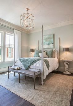 Adorable 45 Beautiful Beach Master Bedroom Ideas https://decorecor.com/45-beautiful-beach-master-bedroom-ideas