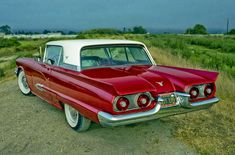 1959 Ford Thunderbird (video) https://www.youtube.com/watch?v=oFNODkWcvbk
