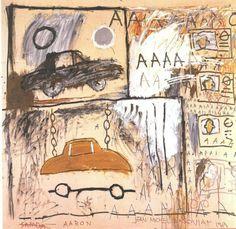 Jean-Michel Basquiat, Luna Cadillac, 1981