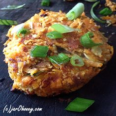sweet potato pancake vegan