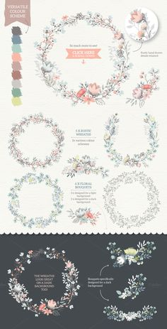 Really Rustic Vintage Wedding Kit - by Lisa Glanz http://crtv.mk/qy6C