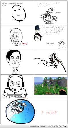 No Homework All video Games