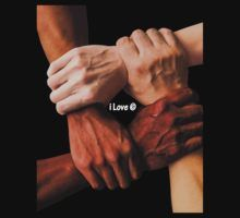We Are One by iLove by Wishyouget