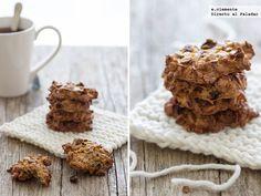 Cookies de muesli y miel. Receta con fotografías del paso a paso y sugerencias de presentación. Trucos y consejos de elaboración. Recetas de postres