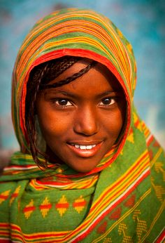 Assaita girl, Ethiopia.