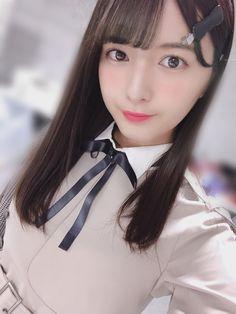School Uniform Girls, High School Girls, School Uniforms, Kawaii Girl, Japanese Girl, Womens Fashion, Sexy, Pretty, Face