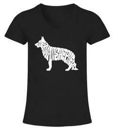 # *German Shepherd* Dog Shirt .  GERMAN SHEPHERDGet noticed with this funny and provocative slogan / design – guaranteed! Perfect for yourself or also great as a gift for someone you love.High quality material and extensive color selection ! You can choose below between four styles - v-neck t-shirts,round neck t-shirts, tank tops and hoodies.Guaranteed secure payment:Please like and share! :)
