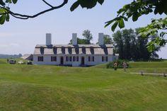 Fort Anne National Historic Site, Annapolis Royal, Nova Scotia