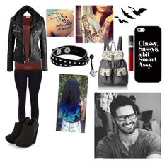 """""""At comic con with Tyler"""" by cmsvball19 on Polyvore featuring American Vintage, T-shirt & Jeans, Diesel, Casetify, Bling Jewelry, NARS Cosmetics, women's clothing, women, female and woman"""