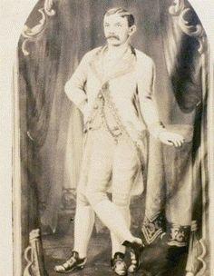 Джордж Липперт человек с тремя ногами