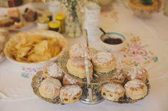 Vintage Afternoon Tea Party Wedding