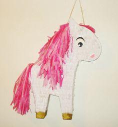 Pony Pinata. Horse Pinata. by themodernpinata on Etsy
