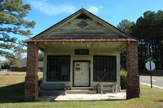 Clyo GA Effingham County Ghost Town Southern Americana Corner Country General Store Photo Copyright Brian Brown Vanishing South Georgia