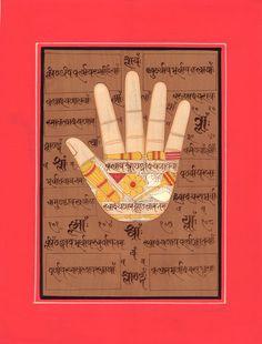 Hand Hath of Vishnu