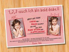 Weiteres - Witzige lustige Foto Einladungskarten Einschulung - ein Designerstück von Ausgefallene-Fotokarten bei DaWanda