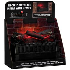 1000 images about duraflame portable heating products on. Black Bedroom Furniture Sets. Home Design Ideas