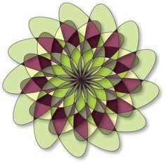 spirograph flower by ~michael719 on deviantART