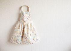 nani IRO melody sketch dress by  mishin no ko -this dress and print is so darling!