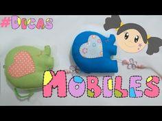 Como montar Mobiles - Dicas de Artesanato - YouTube