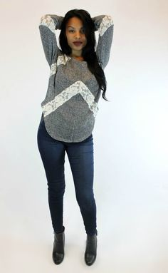 Vamped Boutique - Simply Sweet Lace Sweater | Blu Pepper, (http://vampedboutique.com/simply-sweet-lace-sweater-blu-pepper/) #lace #sweaters