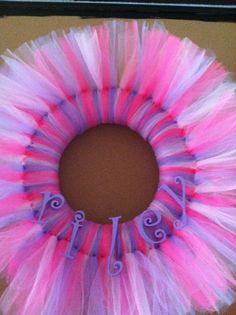 Tutu wreath :)