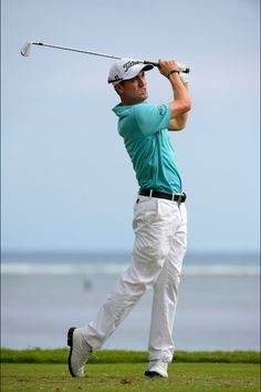Justin Thomas⛳️ Justin Thomas, Golf Images, Mens Golf Outfit, Golf Apparel, Perfect Golf, Golf Clothing, Tiger Woods, Golfers, Play Golf