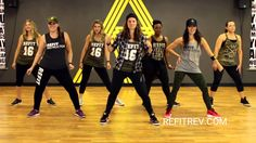 """Thief"" || Alexander Jean || cardio dance fitness || REFIT® Revolution"