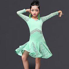 Недорогие Детская танцевальная одеждаонлайн| Детская танцевальная одежда на2017 год