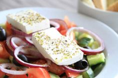 Griekse salade - De Morgen