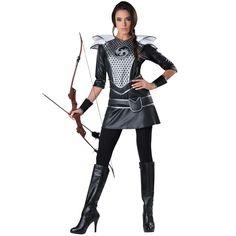 As Shown Midnight Huntress Costume, Sexy Hunter Costume, Sexy Warrior Costume Halloween Costume Contest, Diy Halloween Costumes, Adult Costumes, Costumes For Women, Hollween Costumes, Female Costumes, Teacher Costumes, Halloween Clothes, Character Costumes