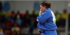 Judoca Melissa Mojica pierde y se retira | Salió visiblemente...