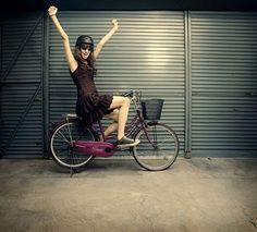 peddle my way to yay.