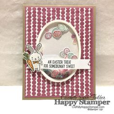 Happy Easter Stampin Friends Blog Hop | Crafts By Happy Stamper