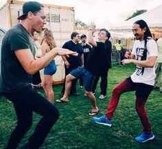 Tiësto, Martin Garrix & Steve Aoki