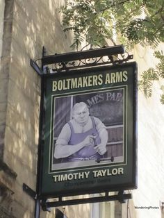 Wandering Photos - The Boltmakers Arms - Keighley West Yorkshire England