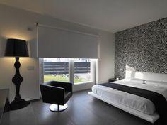 30 ideas de cortinas modernas, venecianas, estores y paneles japoneses Blog…