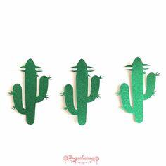 Cactus garland - Sugarlicious Parties
