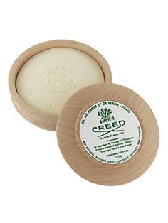 Creed - Original Vetiver Shaving Soap & Bowl