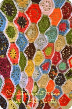 Crochet classes at Ennis Creative Arts Centre.
