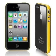 SGP iPhone 4 Case Neo Hybrid EX Series - Reventon Yellow #gadget #case #iphone