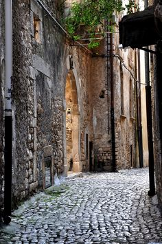 Sermoneta, Province of Latina, Lazio region_ Italy