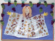 Η Νατα...Λίνα στο Νηπιαγωγείο: Η τάξη μας Napkins, Fall, Tableware, Autumn, Dinnerware, Towels, Fall Season, Dinner Napkins, Tablewares